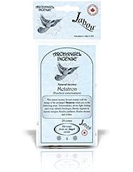 Jabou 大天使 100%天然お香 コーン - 12個の香り - 瞑想 ヨガ リラクゼーション マジック ヒーリング 祈り 儀式 - 20個のコーン - 各30分以上持続