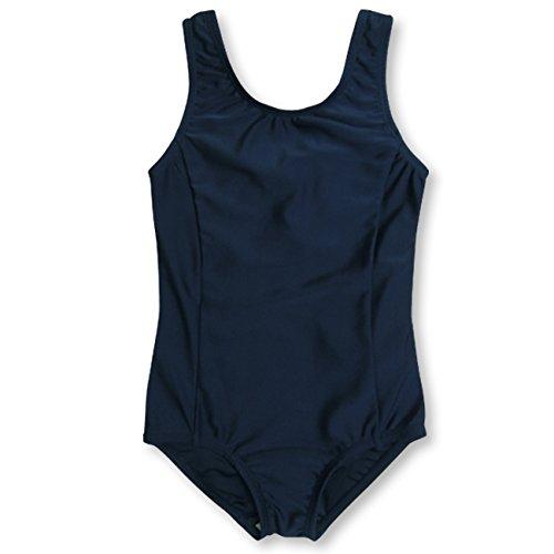 ASHBERRY(アッシュベリー) キッズスクール水着 女の子用 Uカットタイプ[UPF50+紫外線対策加工] 110cm(865645)