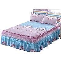 豪華な丈夫なベッドカバー、多色ベッドカバー、#6をカバー