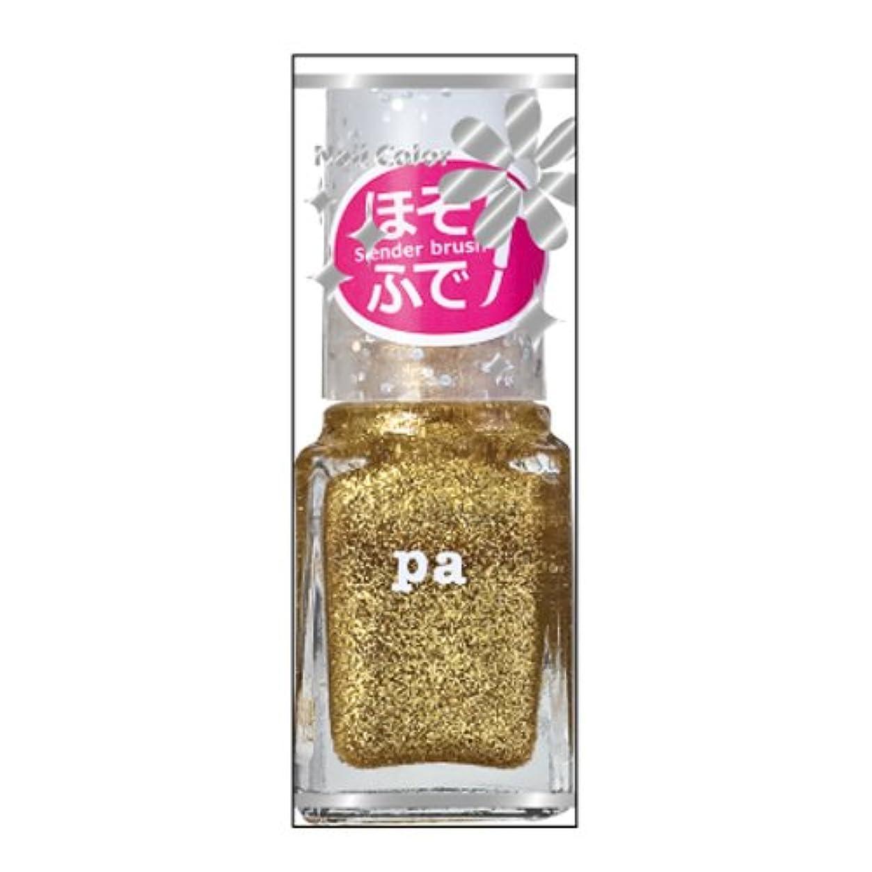 脚塩辛い神社PAネイル ドロウネイル DRAW02 ゴールドドロウ