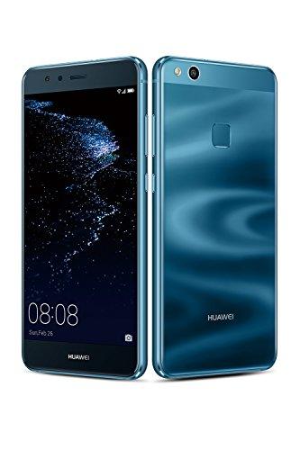 HUAWEI P10lite 【OCNモバイルONE SIMカード付】 (音声SIM, Sapphire Blue)