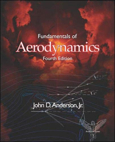 Download Fundamentals of Aerodynamics (Mcgraw-hill Series in Aeronautical And Aerospace Engineering) 0072950463