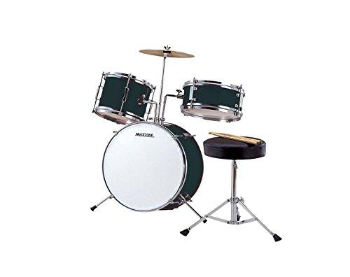 [해외]MAXTONE 주니어 드럼 세트 큰북 14 인치 드럼 의자 스틱 함께 MX-50/MAXTONE Junior drum set bass drum 14 inches drum chair included stick MX - 50