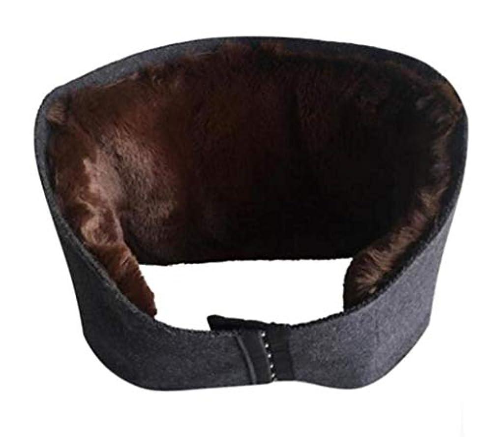 シンジケート誇り資格腰暖かいベルト、ウール医療ウエストサポートベルト運動/作業/フィットネス保護ギア、男性と女性のための適切な鎮痛暖かい腰のサポート、