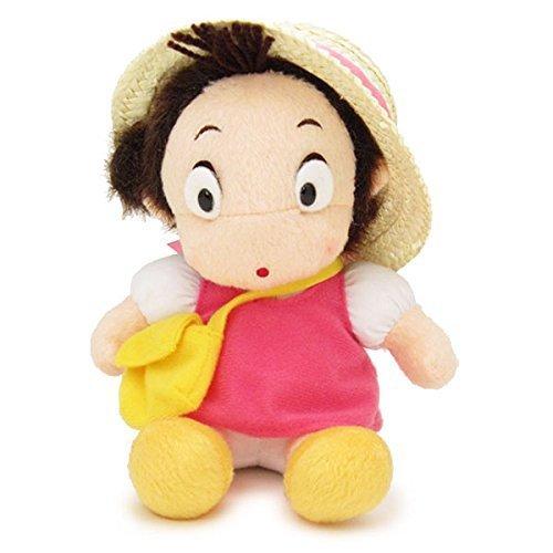 [해외]스튜디오 지브리 이웃집 토토로 메이 짱 SS 인형 높이 18cm/Studio Ghibli My Neighbor Totoro Mei-chan SS Stuffed Doll Height 18 cm