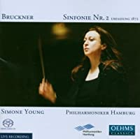 Bruckner: Sinfonie Nr. 2 [Hybrid SACD] by Simone Young (2013-08-05)