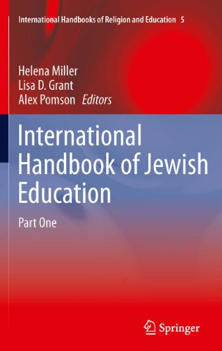 International Handbook of Jewish Education: 5 (International Handbooks of Religion and Education)