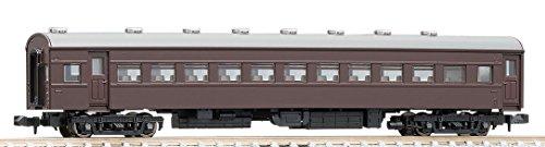 トミックス Nゲージ 国鉄客車 オハフ62形 鉄道模型 9515