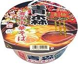 ニュータッチ 凄麺 青森煮干中華そば 1ケース(12個)