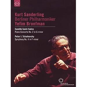 Piano Concerto 2 / Symphony 4 [DVD]