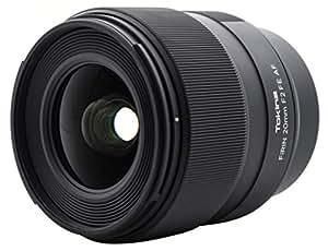 トキナー FiRIN 20mm F2 FE AF※ソニーFEマウント用レンズ(フルサイズミラーレス対応) FIRIN20MMF2FEAF