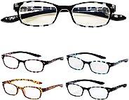 首に掛けられる老眼鏡 ブルーライトカット35% ドライバー付PrePiar(グレー・+1.5)