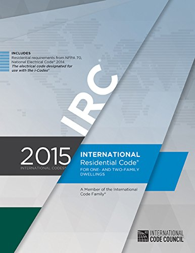 Download International Residential Code for One-And Two-Family Dwellings 2015 1609834704
