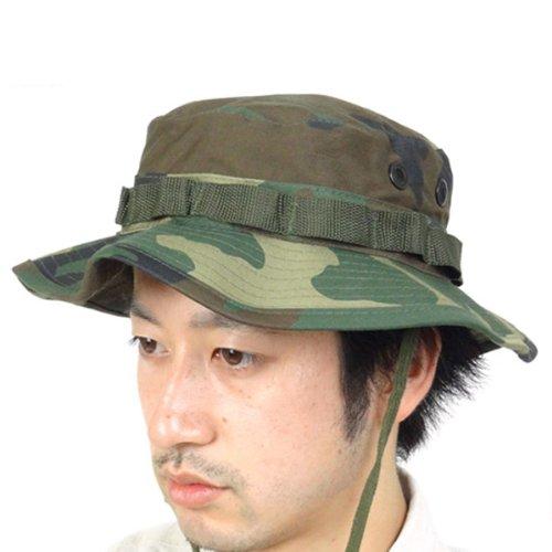 米軍 ブーニーハット Boonie Hat ロスコ
