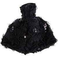 Lovoski ドール用 かわいい ドレス プリンセス スカート 制服 服装 ユニフォーム   バービー人形 /Kurhn人形 /モモコ人形 /リヴ人形に適用  17種類選べる - 14