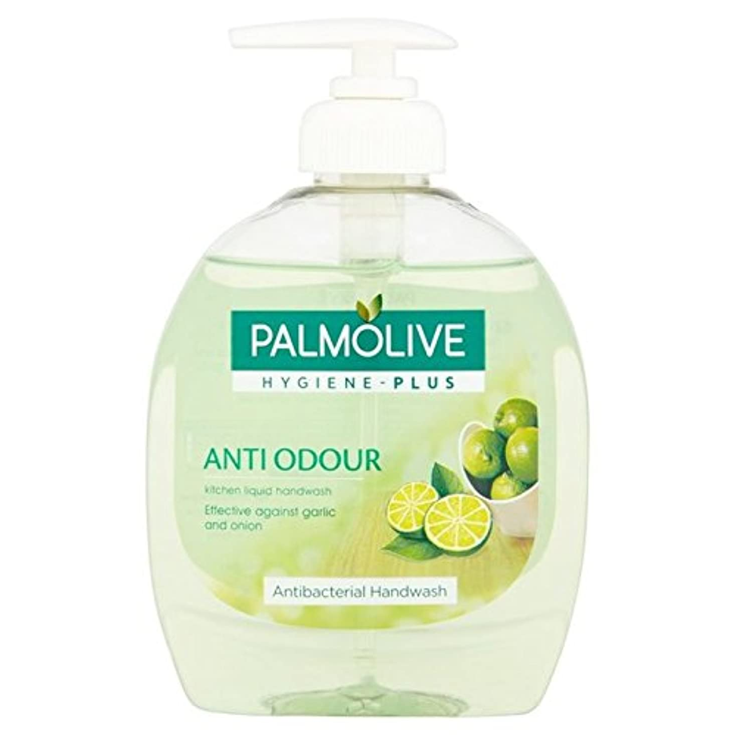 石ロック解除スケジュールPalmolive Liquid Hand Wash with Lime Extract 300ml (Pack of 6) - ライム抽出物300ミリリットルとパルモ液体手洗い x6 [並行輸入品]