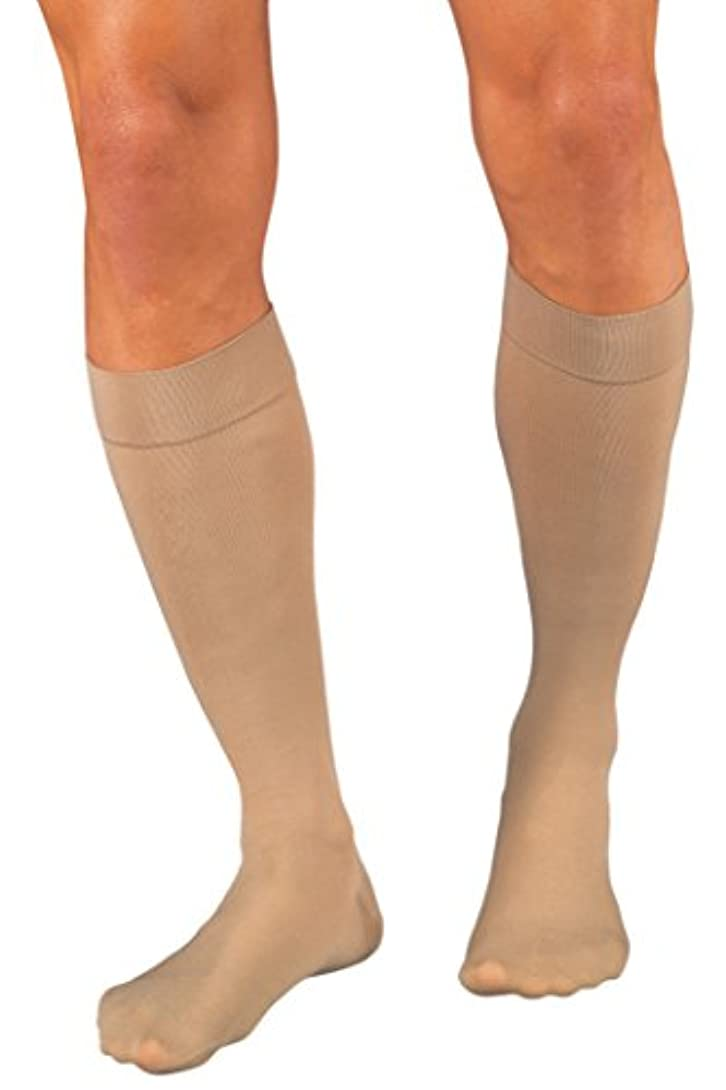 マーチャンダイジング瞬時に効能Relief Therapeutic Knee High Support Stockings, 30 - 40 mmHg - Medium - Closed Toe by Jobst