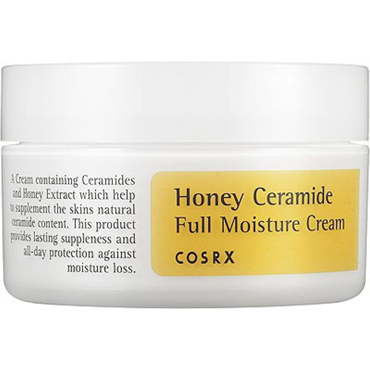 尽きるペチコート白雪姫COSRX Honey Ceramide Full Moisture Cream 50g/ハニーセラミド フル モイスチャークリーム -50g [並行輸入品]