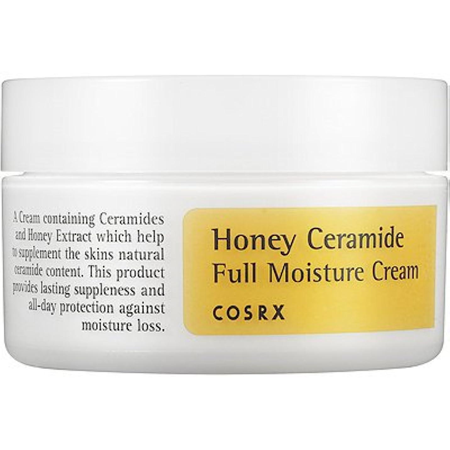火オーバーフロー不純COSRX Honey Ceramide Full Moisture Cream 50g/ハニーセラミド フル モイスチャークリーム -50g [並行輸入品]