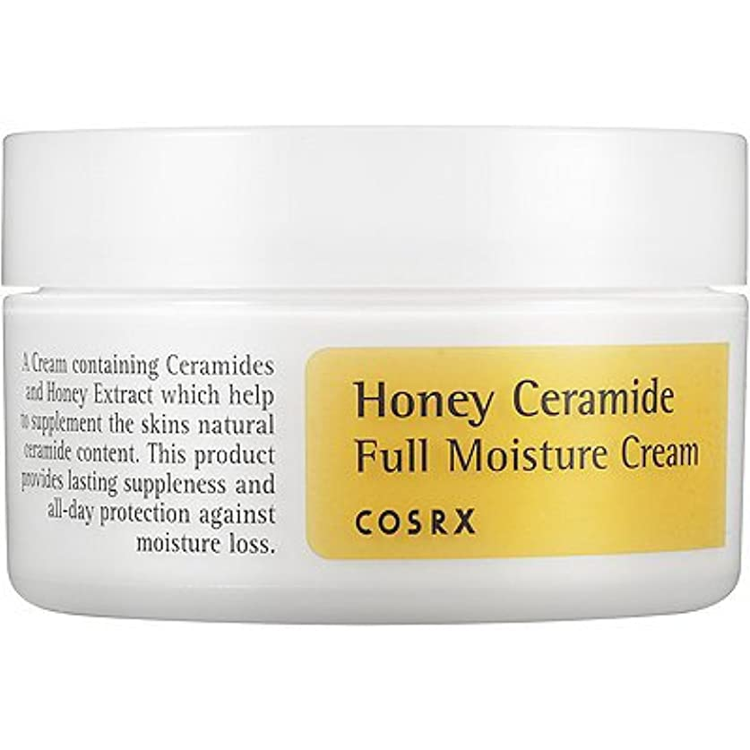 くつろぐ時々時々完璧COSRX Honey Ceramide Full Moisture Cream 50g/ハニーセラミド フル モイスチャークリーム -50g [並行輸入品]