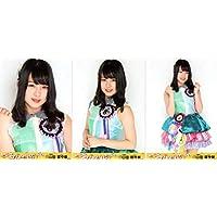 山田菜々美 AKB48 チーム8 エイトの日 夏だ!エイトだ ! ピットと祭り 2018 生写真 3種コンプ