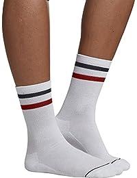 アーバン Classics - 3トーン カレッジ 靴下 2-pack ホワイト