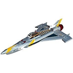 特撮リボルテック046 マイティジャック 万能戦艦マイティ号 ノンスケール ABS&PVC製 塗装済み アクションフィギュア