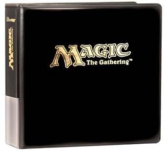 ウルトラプロ MTG マジック:ザ・ギャザリング 9ポケットシート用3インチ厚 (背表紙幅約7.5cm) アルバム