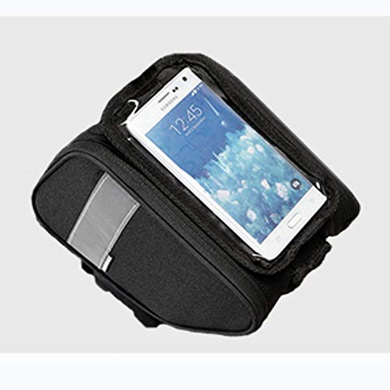 の間で起点脳自転車チューブラックパッケージ、6.0インチの下に携帯電話用の高感度タッチスクリーン防水バッグ