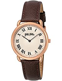[フォリフォリ]Folli Follie 腕時計 パーフェクトマッチ ホワイト文字盤 WF16R013SPS BR レディース 【並行輸入品】