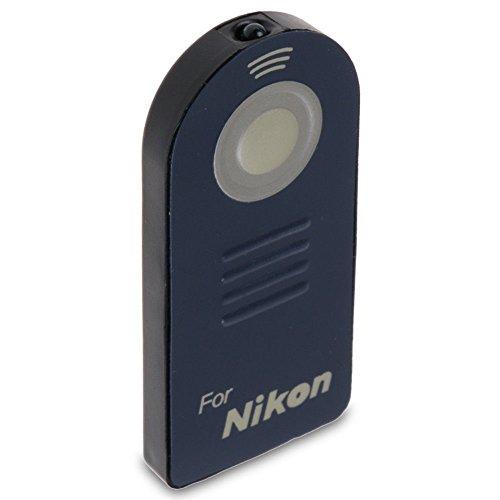 ワイヤレスシャッターリモコン ニコン用 Dシリーズ/Nikon1シリーズ等に対応 手ぶれ防止 レリーズ代わりに Nikon製カメラ専用 FMTKDBRS15N