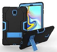 Galaxy Tab A 10.5ケース、Zoopl アンチスリップシリコーン3層アンチスリップシリコンハイインパクトハイインパクトスリーレイヤーアーマー保護ケースキッカータSamsung Galaxy Tab A 10.5 '2018(SM-T590 / T595)