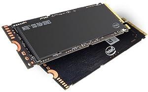 Intel  SSD 760p M.2 PCIEx4 256GBモデル  SSDPEKKW256G8XT