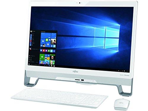 富士通 デスクトップPC ESPRIMO FH52/W [Office付き] FMVF52WW (スノーホワイト)