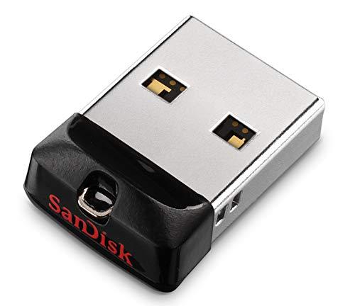 サンディスク USBメモリ 32GB USB 2.0 SanDisk Cruzer Fit SDCZ33-032G-JA57 B07KGLSJYY 1枚目