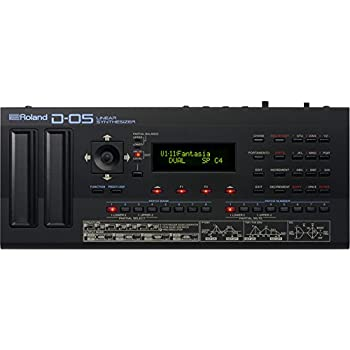 Roland ローランド / Boutique D-05 Linear Synthesizer ブティーク シンセサイザー