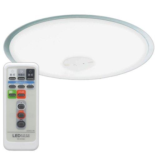 アイリスオーヤマ LEDシーリングライト ~8畳 調光タイプ CL8N-CS1Y