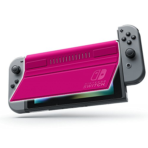 FRONT COVER for Nintendo Switch ピンク