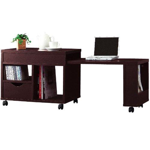 クロシオ ドロアーセンターテーブル 約幅70cm~幅120cm