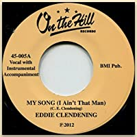 MY SONG (I AIN'T THAY MAN) 【アナログ7インチ盤】