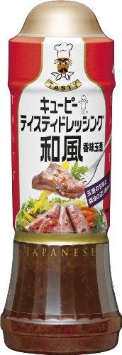 キユーピー テイスティドレッシング 和風香味玉葱 210ml