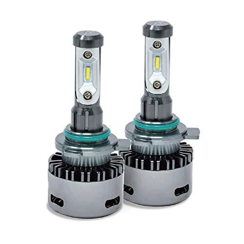 fcl.(エフシーエル) LEDヘッドライト ファン付きモデル HIR2 2個セット ハロゲン 43...