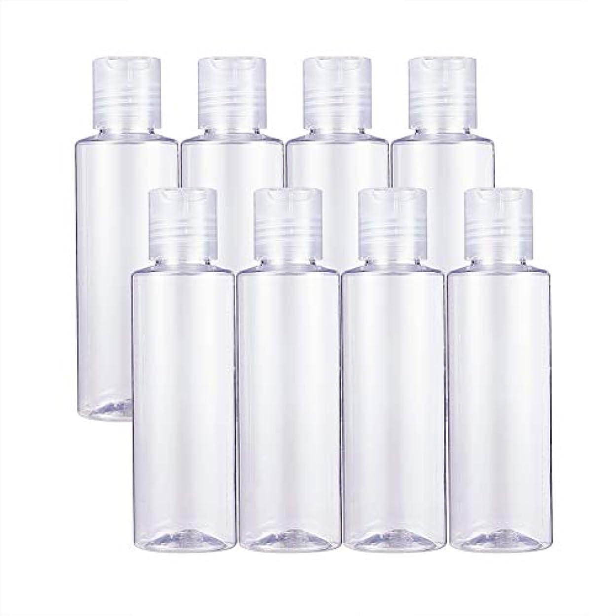 エゴマニアラリーベルモント死ぬBENECREAT 10個セット120mlプレスキャップボトル PETプラスチック製 化粧品 シャンプー 小分けボトル 詰め替え用
