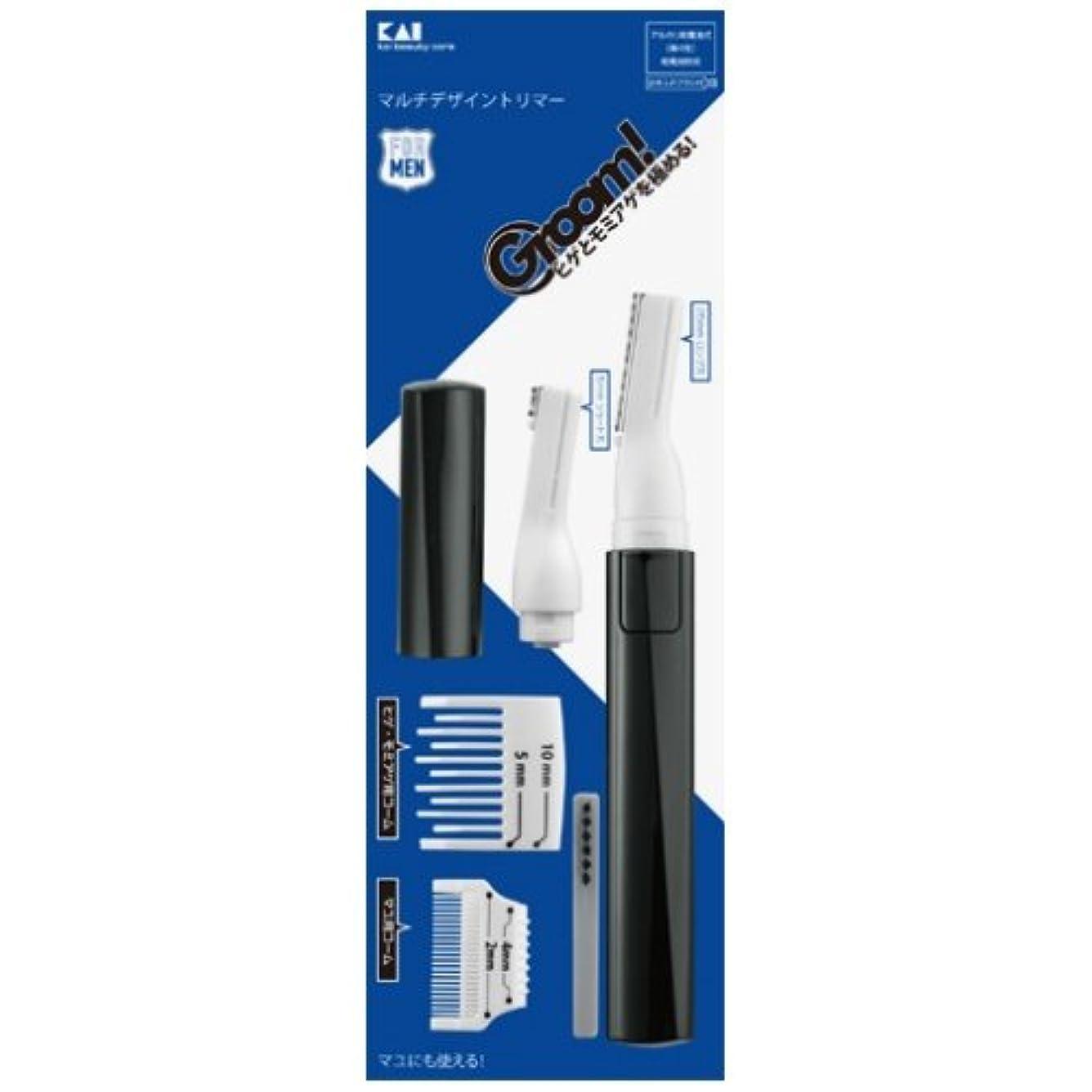 乳剤上通信網グルーム(Groom!) マルチトリマー HC3001