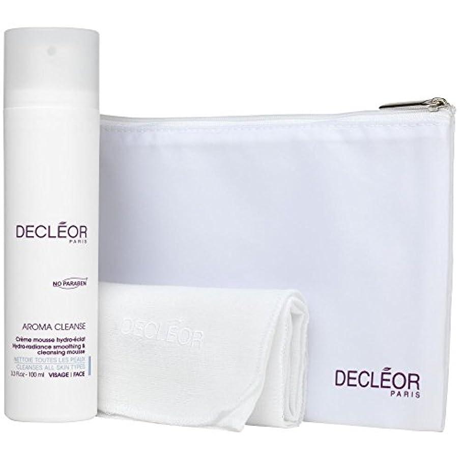 物足りない湿ったスキッパー[Decl?or] デクレオールイドラ輝きムース、100ミリリットルをスムージング&クレンジング - Decl?or Hydra-Radiance Smoothing & Cleansing Mousse, 100ml [並行輸入品]