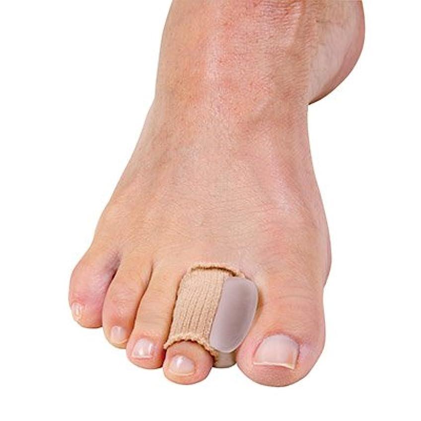 敬意を表して満足させる吐く外反母趾用足指スペーサー?伸縮性メッシュ生地製(P30-M)(サイズM)