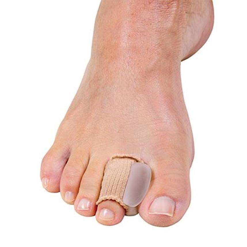 やりがいのある振り向く悪い外反母趾用足指スペーサー?伸縮性メッシュ生地製(P30-M)(サイズM)
