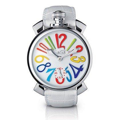 [ガガミラノ]GaGa MILANO 手巻き腕時計 5010....
