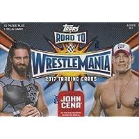 Tradingカード趣味ボックス–24パック/7カード 2015Topps WWE Road To Wrestlemania