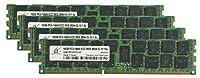 Adamanta 64GB (4x 16gb) サーバーメモリアップグレードfor HP ProLiant bl460C g8with Intel Xeon e5–2600V2シリーズCPU ddr31866MHz pc3–14900ECC Registered 2rx4cl131.5V